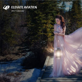 2017 Women in Aviation Calendar