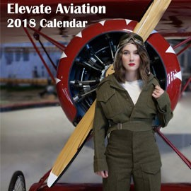 2018 Women in Aviation Calendar