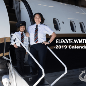 2019 Women in Aviation Calendar